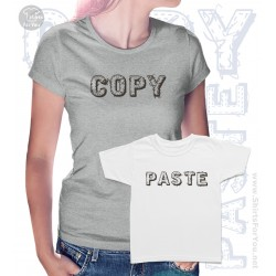 Copy Paste Matching T-Shirts
