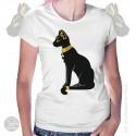 Egyptian Cat Womens T-Shirt