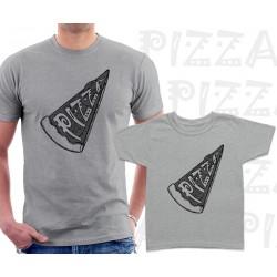Pizza Matching T-Shirts