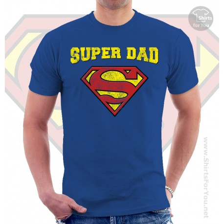 Superman Super Dad Unisex T-Shirt