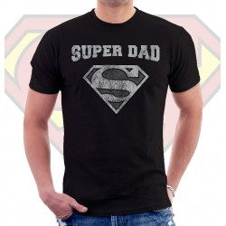 Superman Super Dad Unisex T Shirt