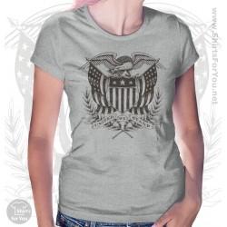 United We Stand Womens T Shirt