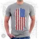 US Flag Unisex T Shirt