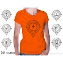 Camp Half-Blood All Cabins Womens T-Shirt