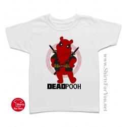 Deadpooh Kids T-Shirt