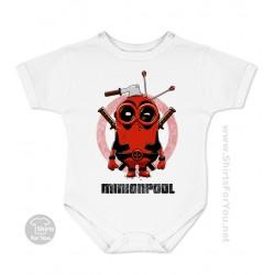 Minionpool Baby Onesie