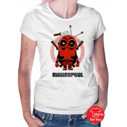 Minionpool Womens T-Shirt