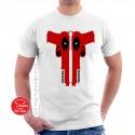 Deadpool Guns Unisex T-Shirt