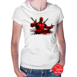 Deadpool Womens T-Shirt