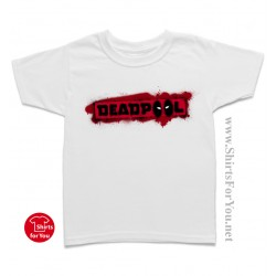 Deadpool Logo Kids T-Shirt