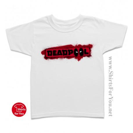 Deadpool Logo Kids T-Shirt