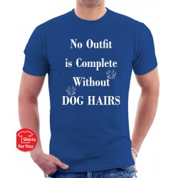 Dog Hairs Unisex T-Shirt