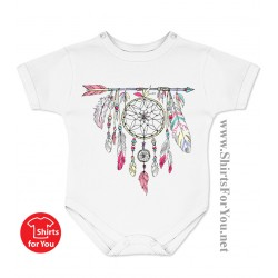 Dreamcatcher Baby Onesie