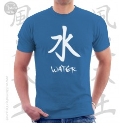 Water Four Elements Unisex T-Shirt