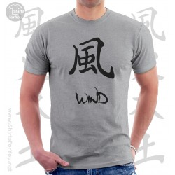 Wind Four Elements Unisex T-Shirt