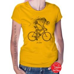 Free Rider Womens T-Shirt