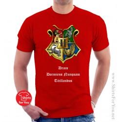 Harry Potter Hogwarts Unisex T-Shirt
