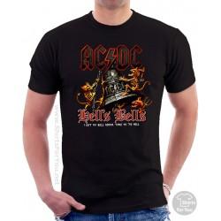 AC DC Hells Bells Unisex T-Shirt