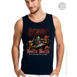 AC DC Hells Bells Mens Tank Top