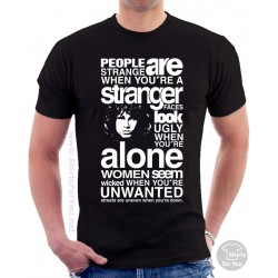 The Doors, People Are Strange Unisex T-Shirt