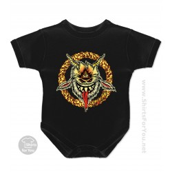 Night Watch Spitfire Baby Onesie