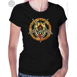Night Watch Spitfire Womens T-Shirt