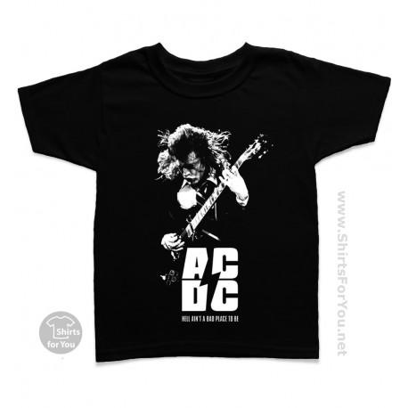 AC/DC, Angus Young Kids T-Shirt