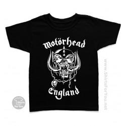Motorhead England Kids T-Shirt