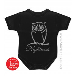 Nightwish Baby Onesie