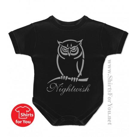 Nightwish Baby Onesie