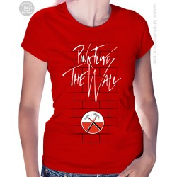 Pink Floyd The Wall Womens T-Shirt