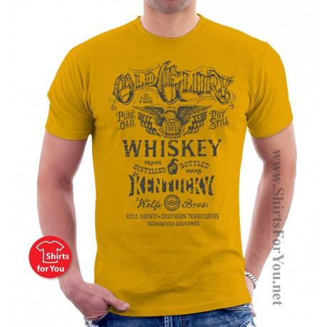 Kentucky Whiskey Unisex T-Shirt