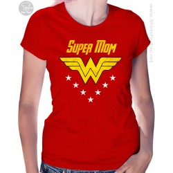 Wonder Woman Womens T-Shirt