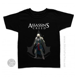 Assassins Creed Kids T-Shirt