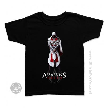 Assassins Creed Kids T Shirt