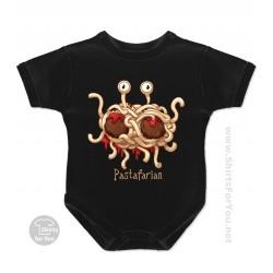 Spaghetti Monster Pastafarian Baby Onesie