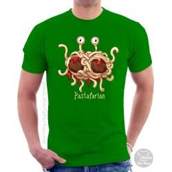 Spaghetti Monster Pastafarian Unisex T-Shirt