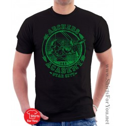 Green Arrow Archers Academy Unisex T-Shirt