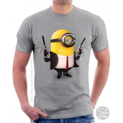 Hitman Minion Unisex T-Shirt