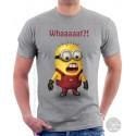 Minion Whaaaat Unisex T-Shirt