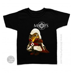 Minion Creed Kids T-Shirt