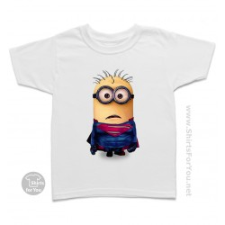 Superman Minion Kids T-Shirt