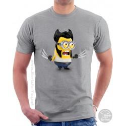 Wolverine Minion Unisex T-Shirt