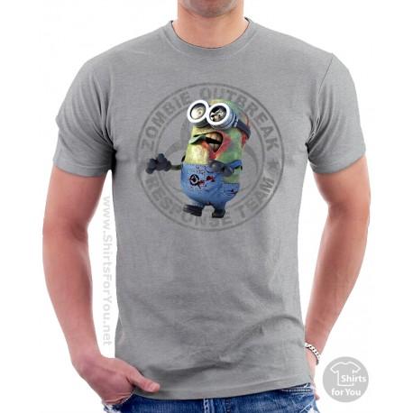 Minion Zombie Unisex T-Shirt