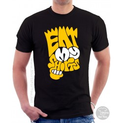 Eat My Shorts Bart Simpson Unisex T-Shirt
