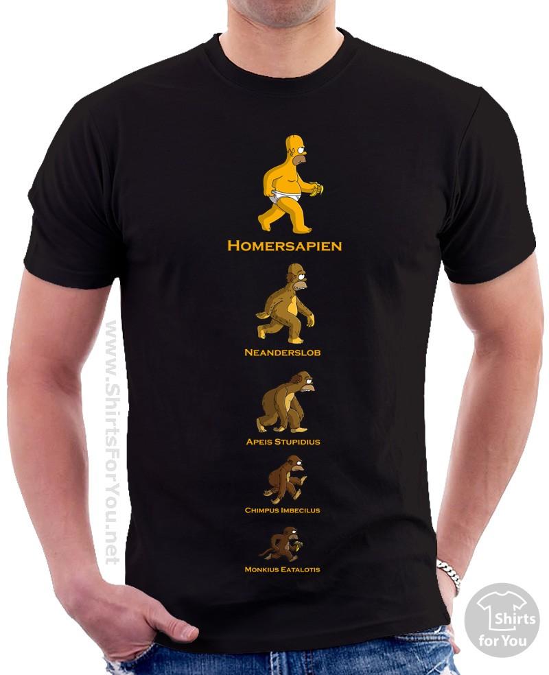 Bart Simpson AC DC T Shirt