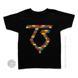 Lego Twisted Sister Kids T-Shirt