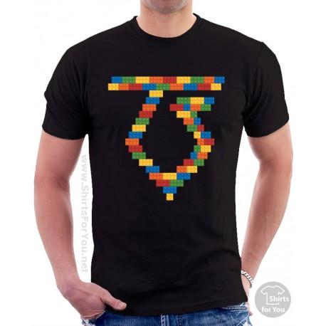 Lego Twisted Sister Unisex T-Shirt