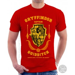 Gryffindor Quidditch Team Unisex T-Shirt