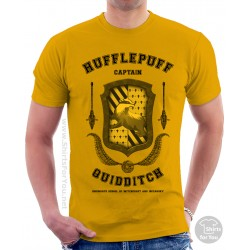 Hufflepuff Quidditch Team Unisex T-Shirt